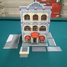 Erockzart Custom Lego supercar Modular 2 in 1 diorama speed champions MOC