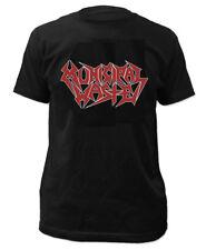 Municipal Waste - Red Logo Black 2-sided T-Shirt - BRAND NEW - XL Metal