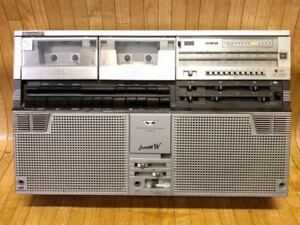 【For Parts, Not Working】SHARP GF-808S Boombox #21