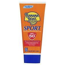 Banana Boat Sunscreen Sports SPF 50+ 200g