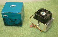 Socket A /370 CPU Fan & Heatsink Cooling / Cooler Kit, Ball Bearing-CoolerMaster