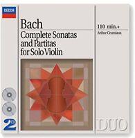 Bach: Complete Sonatas & Partitas For Solo Violin [New Vinyl LP] Holla