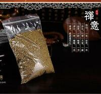 100% Natural Pure Buddhist Tibet Tibetan Medicine Snow Grass Incense Powder