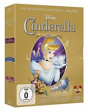 Cinderella 1-3 - Trilogie [Blu-ray]--NEU/OVP
