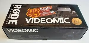 Rode VideoMic - Directional Video Condenser Microphone