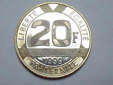 20 Francs Mont St Michel 1999 BU