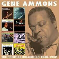 Gene Ammons - The Prestige Collection: 1960 - 1962 (4cd) NEW 4 x CD