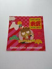 Bad Badtz Maru Sanrio 60th Anniversary gold pin 2020 Japan
