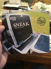 Sneak Still Life Moving CD Promo Advance Copy Rare Jive