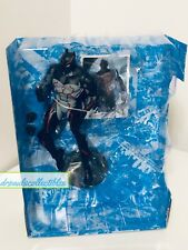 DC Multiverse Batman Last Knight on Earth. OMEGA 7? Figure Preowned loose