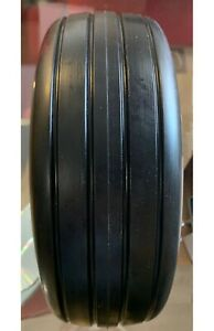 1Pc New Ribbed 4.10/3.50-4 Flat Free tires fits TORO 117-7386 TIME CUTTER