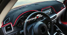 Interior Dashboard Cover Light Avoid Pad Mat Sticker For Mazda CX-5 2012-2016