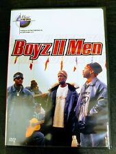 Boyz II Men Live from Seoul DVD Music in High Places 2001 Widescreen