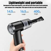 Portable Cordless Car Vacuum Cleaner Mini Wireless Handheld Auto Vacumm Cleaner