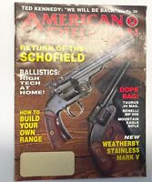 American Rifleman Gun Magazine May 1995 Back Issue Weatherby Stainless Mach V