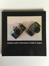 """Classic camera book: """"Exakta made in Germany or made in Japan"""""""