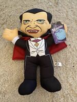 Universal Studios Monsters Dracula Vampire 13 inch Plush Stuffed toy Doll NWT