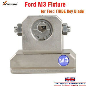 Xhorse M3 Fixture Clamp for Ford TIBBE Key Blade Work with CONDOR XC-MINI Series