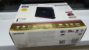 NETGEAR AC1600Dual Band Wireless ADSL2+ Modem Router.  D6300