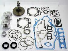 John Deere FD620 FD661 Engine Rebuild Kit Camshaft .5mm OVERSIZE Pistons & Rings