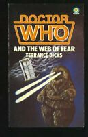 Doctor Who and the Web of Fear (Target Doctor Wh... by Dicks, Terrance Paperback
