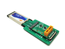 Sintech Laptop express card expresscard 34 to Mini PCI-e USB+ PCIe 1X Card