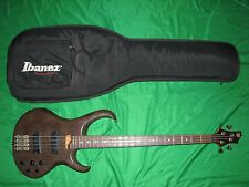 1999 Ibanez BTB 4 String Bass Guitar Fujigen Active with Gig Bag MIJ