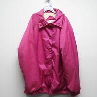 Current seen vintage jacket windbreaker pink size S