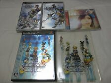 7-14 Days to USA. PSP + PS2 Limited Kingdom Hearts II 2 Final Mix + Op Song CD