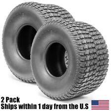 2PK 20x10x8 20x10-8 P5023 Asymmetrical Tractor Mower Tires John Deere Kubota