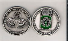 CHALLENGE COIN 503RD MILITARY POLICE BN AIRBORNE DOMINICAN REPUBLIC HAITI BOSNIA