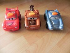 Fisher Price Disney Pixar Movie Series, LIGHTING MCQUEEN, MATTER, FINN MCMISSILE