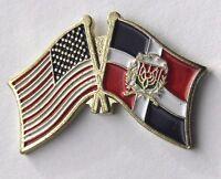 ECUADOR INTERNATIONAL COUNTRY WORLD FLAG LAPEL PIN BADGE 3//4 INCH