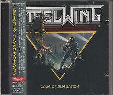 Steelwing - Zone of Alienation + 3 bonus track JAPAN Edition