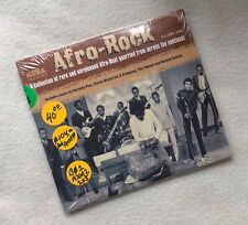 Afro-Rock Vol. 1 by Various Artists CD 2010 Strut Geraldo Pino Frimpong Kona