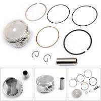 Kolben Ring Kit +1.00mm Für Yamaha YP250 4HC 5GM 1998-2006 Bore Size 70.00mm AH