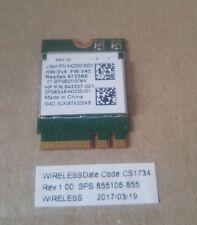 HP 14-an13na Wireless Card Liteon AAZ000168D0 Realtek 8723BE 843337-001 WIFI