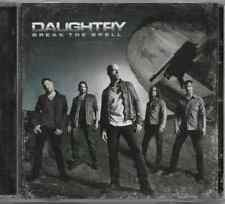 DAUGHTRY Break The Spell CD (2011) Renegade, Crawling Back To You, Outta My Head