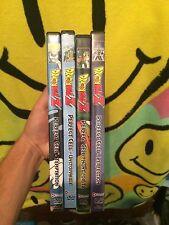 Dragon Ball Z Perfect Cell Dvd Box Set