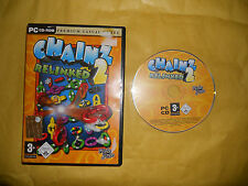 PC GAME-CHAINZ RELINKED 2-II-Computer-Gioco-Games-MULTILINGUE-ITALIANO-ITA
