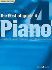 THE BEST OF GRADE 4 PIANO - WILLIAMS, ANTHONY (EDT) - NEW PAPERBACK BOOK