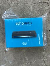 Amazon Echo Auto Alexa Smart Assistant for Vehicle Car NEW
