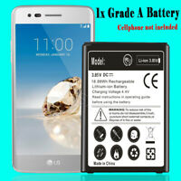 For LG Tribute Empire LMX220PM SmartPhone Battery Rechargeable BL-45F1F 3220mAh