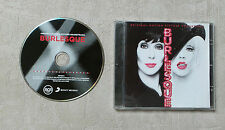 "CD AUDIO / ORIGINAL MOTION PICTURE SOUNDTRACK ""BURLESQUE"" CHRISTINA & CHER 2010"