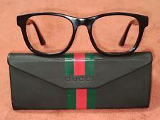 GUCCI GG0004O 002 Made in Italy OCCHIALI DA VISTA MONTATURA ORIGINALI 100%