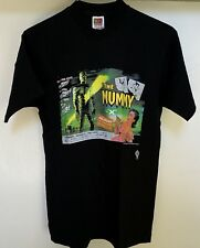 graphic tees The Mummy Movie Used Tee Free Shipping