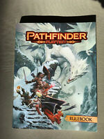 Pathfinder Playtest Pathfinder Second Edition Core Rulebook Softcover