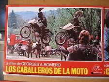 103  LOS CABALLEROS DE LA MOTO. ED HARRIS, GARY LAHTI, TOM SAVINI, AMY