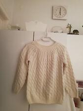 1 creme-weißer Pullover 36 von Esprit