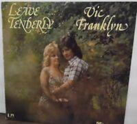 Leave Tenderly Vic Franklyn vinyl UALA563G    052618LLE